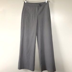 The Limited Size 4 Womens Pants Wide Leg Trousers